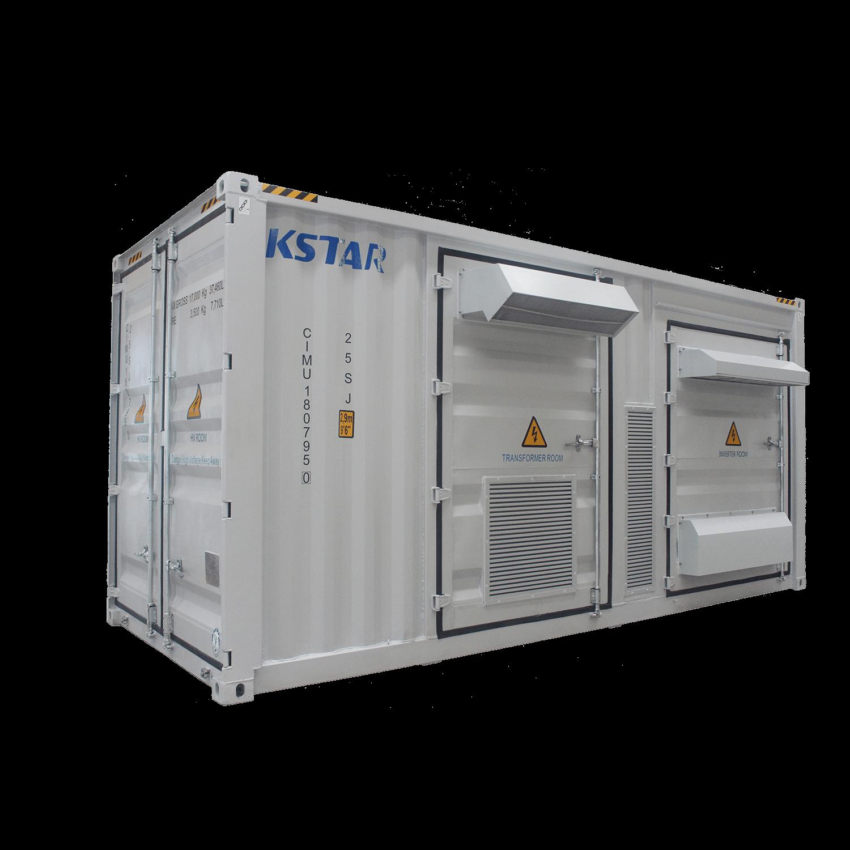 Inveter Kstar-2500kW