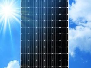 Pin mặt trời - Solar panel